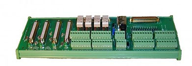 LAN motin controller stepper and servo motor control