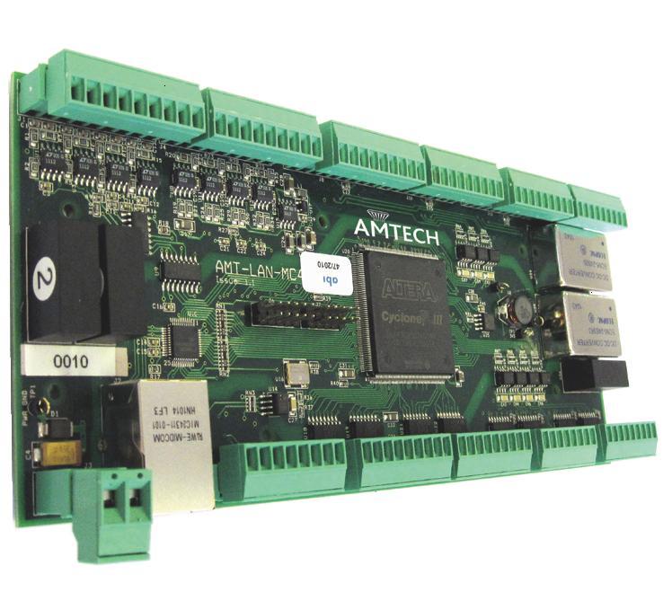 LAN-Motion PCB