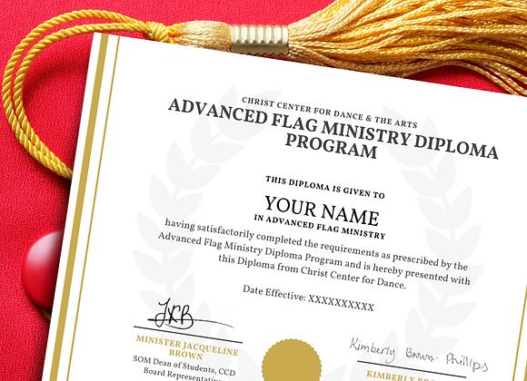 AFM Deluxe Graduation Certification Package