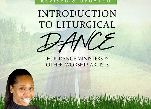 Introduction to Liturgical Dance eWorkbook