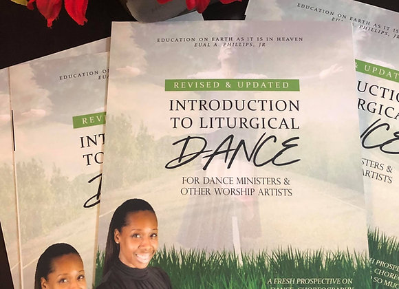 Introduction to Liturgical Dance - Hardcopy