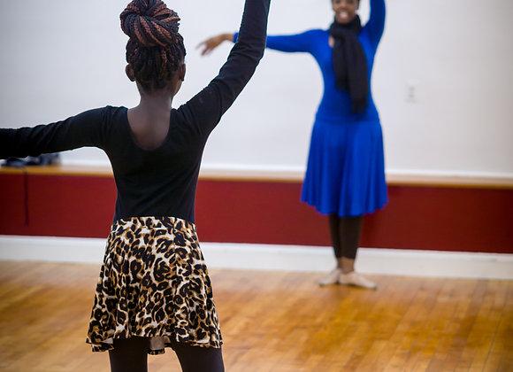 DLT009: Teaching Dance