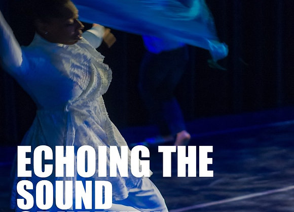 Echoing the Sound of Heaven, Prophetic Dance Course