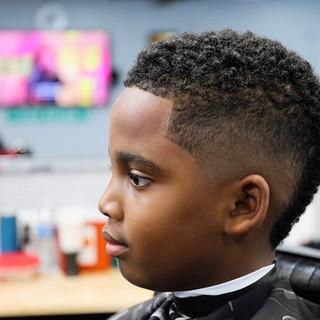 Make sure little man is fresh for school