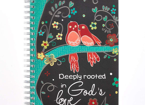 Deeply Rooted God's Love Ephesians 3:17