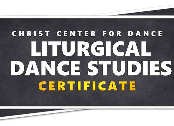 Liturgical Dance Studies