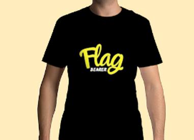 Flag Bearer Tee (Mens)