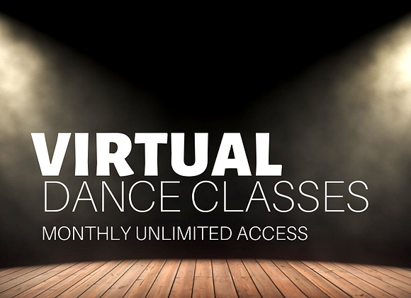 Virtual (Online) Dance Classes