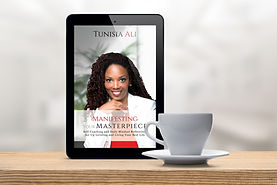 MAnifesting Your Masterpiece ebook mocku