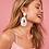 Thumbnail: Abbie Earrings - White