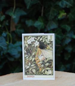 birth card jasmijn