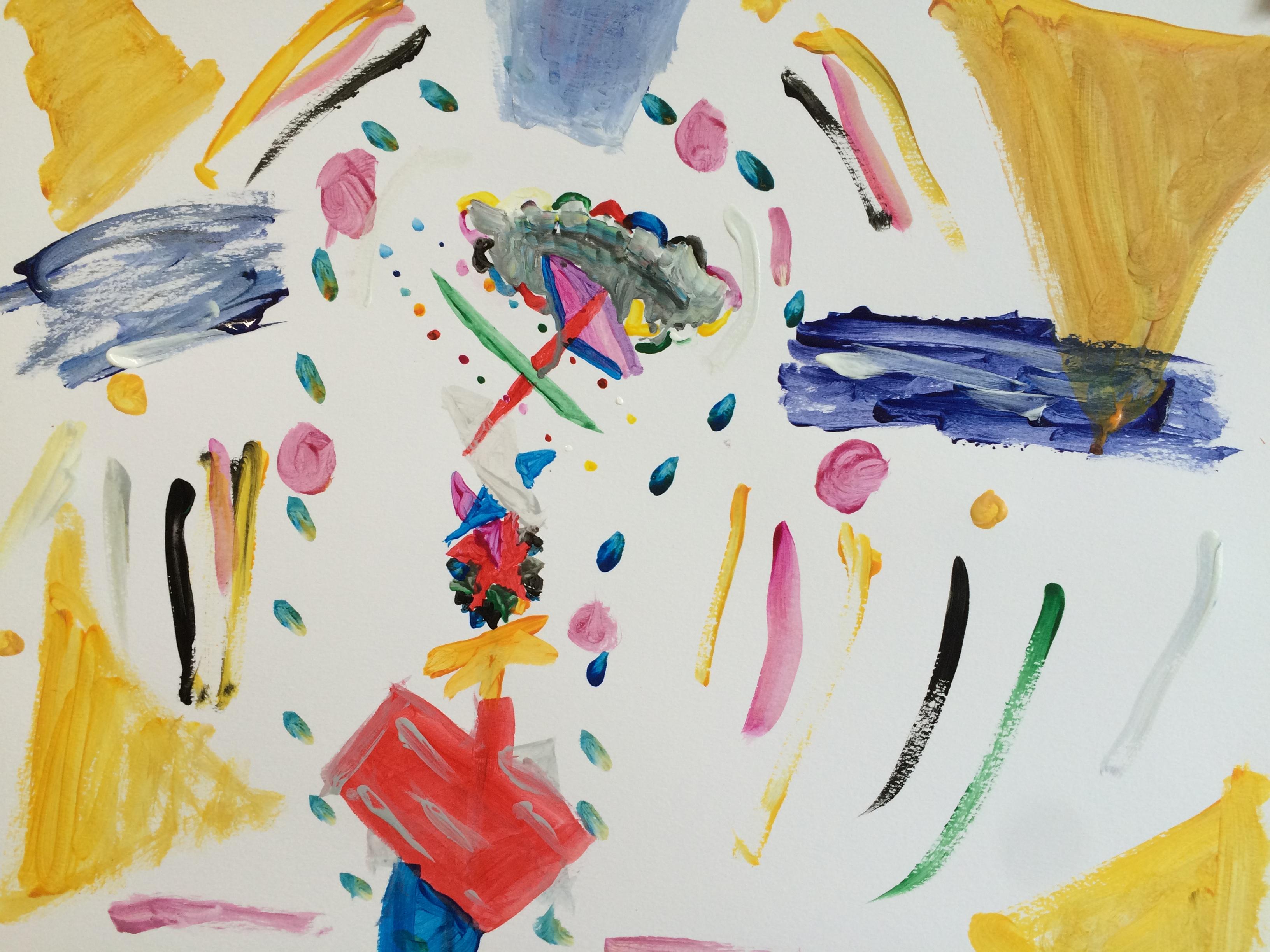 On explore l'univers de Kandinsky
