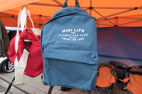 Mini Life Backpack (Various Colours)