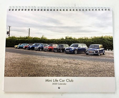 Mini Life Calendar 2020