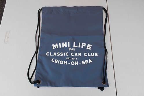 Mini Life Draw String Bags (Various Colours)