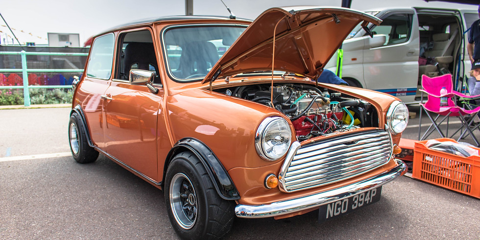 * Cancelled * Mini Festival at Brands Hatch 2020