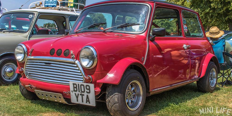 Maldon Motor Show 2019 (Classics on the Promenade)