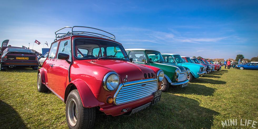 Battlesbridge Classic Car Show and Autojumble 2018
