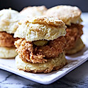 Fried Chicken Biscuit (2)