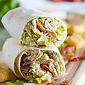 Caesar's Chicken Wrap