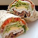 Cali Turkey Club Wrap