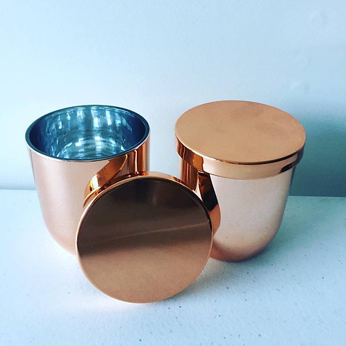 Rose Gold Canister