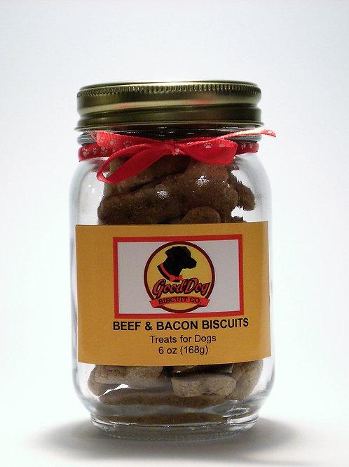 BEEF & BACON MASON JAR