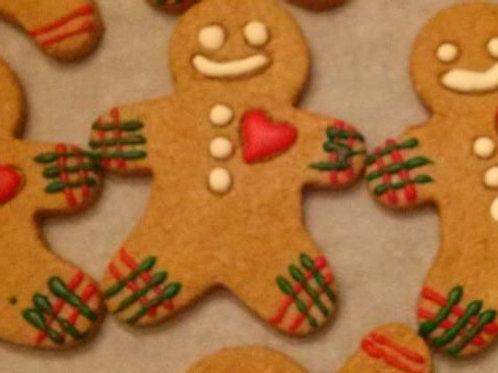 Gingerbark Man
