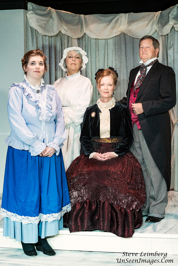 Cast of Dolls House II - ss Copyright 20