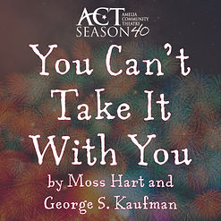by Moss Hart and George S. Kaufman
