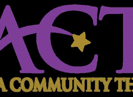 2019-2020 ACT Main Stage Season