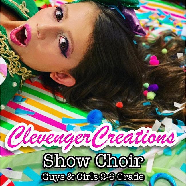 ClevengerCreations Show Choir