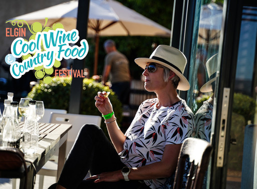 We're cool … seriously cool! Join us for the Elgin Cool Wine & Country Food Festival