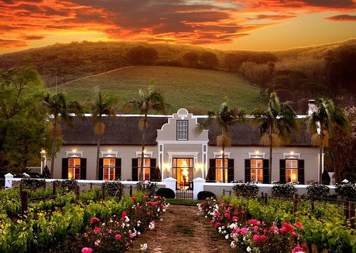 Iconic Grande Roche Hotel to be transformed under new ownership