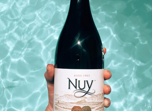 Nuy Winery wines for both fun and formal occasions