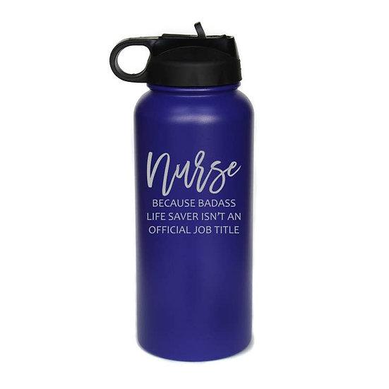 Nurse Bottle (Navy)