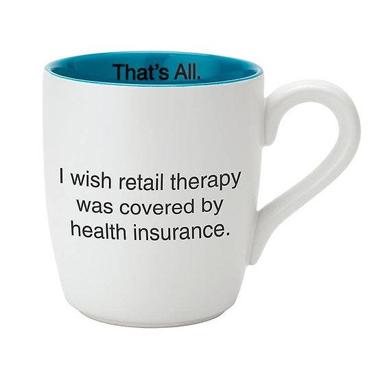 Retail Therapy Mug