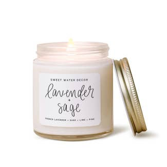 Lavender & Sage Mini Candle