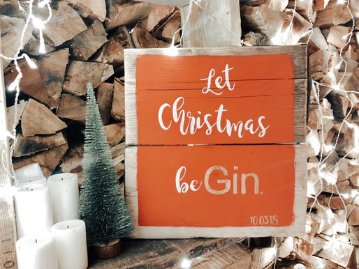 Christmas Gins for this holiday season
