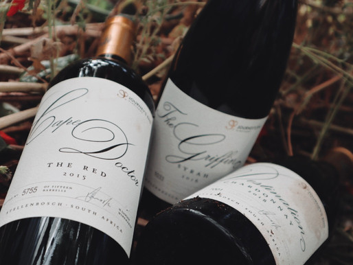 Journey's End Vineyards  release their rebranded top-tier precision series to high acclaim