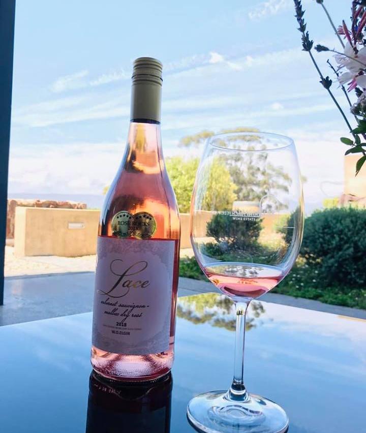 elgin vintners rose lace