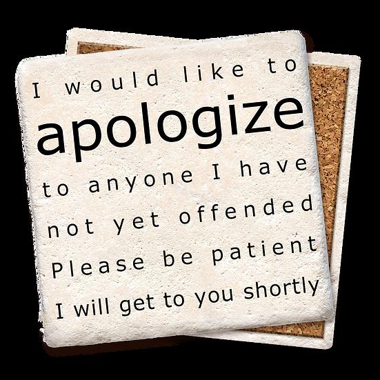 Apologize Coaster