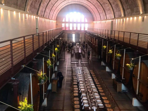 KWV Cathedral Cellar | P Party