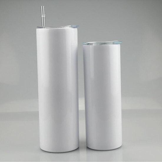20oz Customizable Tumbler with Lid/Straw Blank