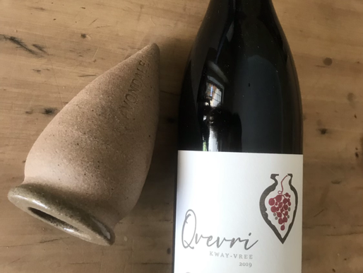 The Avondale 2019 Qvevri Red showcases the uniqueness of this ancient winemaking vessel
