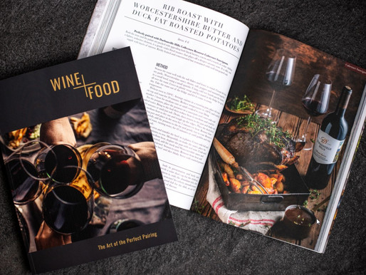 SA'S MOST DEFINITIVE WINE AND FOOD PAIRING GUIDE TO DATE LAUNCHED
