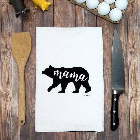 """""""Mama Bear"""" Towel"""