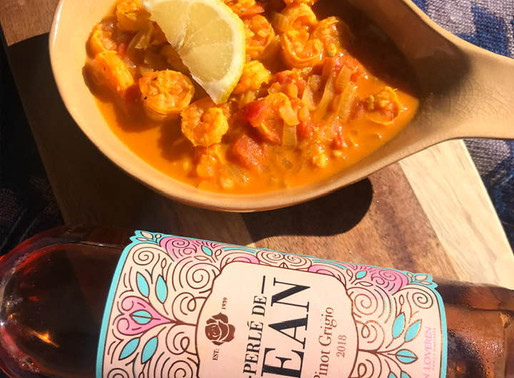 Welcome The Sun This Season With Van Loveren's Awesome Perlé-And-Prawn Combo