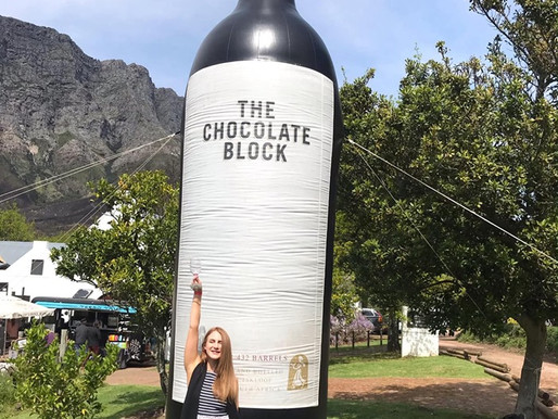 The Fox does Franschhoek Uncorked
