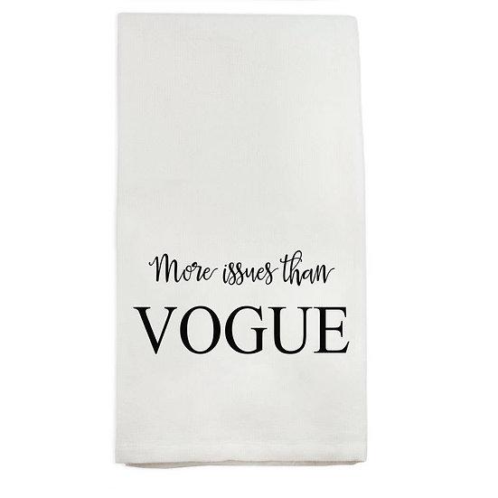 Vogue Towel